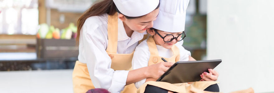Des recettes faciles pour les enfants